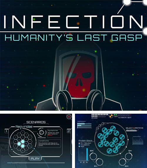 In addition to the game Card king: Dragon wars for iPhone, iPad or iPod, you can also download Infection: Humanity's last gasp for free.