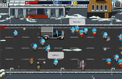 Descarga gratuita de Infectonator: Hot Chase para iPhone, iPad y iPod.