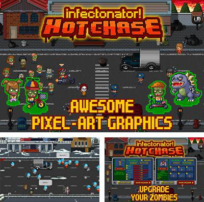 In addition to the game Paradise cove for iPhone, iPad or iPod, you can also download Infectonator: Hot Chase for free.
