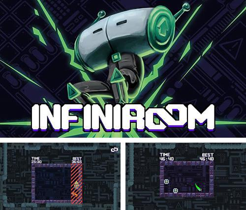 In addition to the game Falling People for iPhone, iPad or iPod, you can also download Infiniroom for free.