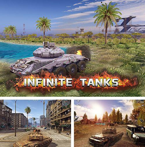 In addition to the game Fire Fu for iPhone, iPad or iPod, you can also download Infinite tanks for free.