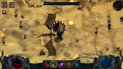 Скачать Infinite warrior: Battlemage на iPhone бесплатно
