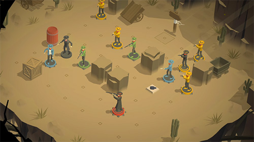 Download Infinite west iPhone free game.