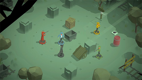 Screenshots of the Infinite west game for iPhone, iPad or iPod.