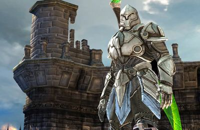 Download Infinity Blade iPhone free game.