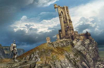 Descarga gratuita de Infinity Blade para iPhone, iPad y iPod.