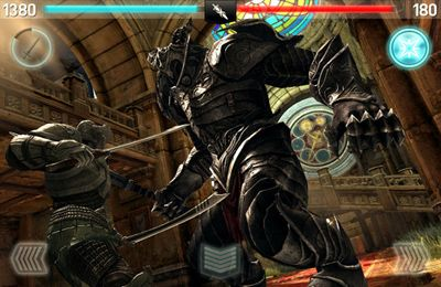 Descarga gratuita de Infinity Blade 2 para iPhone, iPad y iPod.