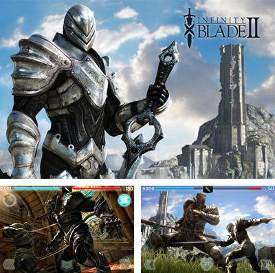 In addition to the game Foot Nut for iPhone, iPad or iPod, you can also download Infinity Blade 2 for free.