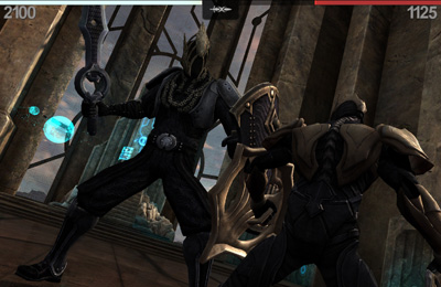 Screenshots do jogo Infinity Blade 3 para iPhone, iPad ou iPod.