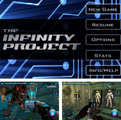 In addition to the game Riptide GP2 for iPhone, iPad or iPod, you can also download Infinity Project for free.