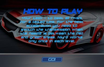 Download Infinity Road Racing iPhone free game.