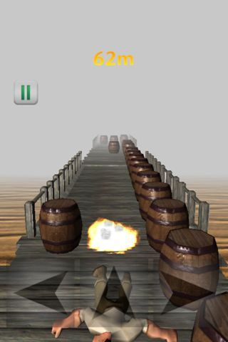 Free Infinity running download for iPhone, iPad and iPod.