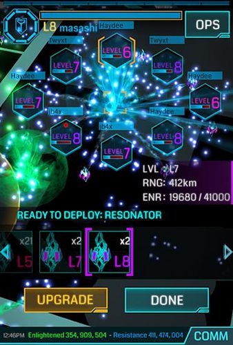 下载免费 iPhone、iPad 和 iPod 版Ingress。