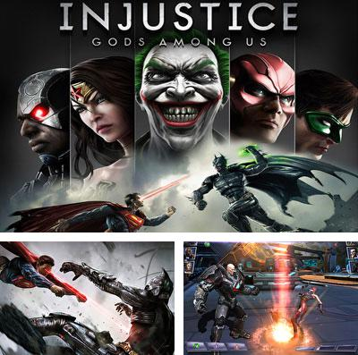 In addition to the game Lab asylum: Run and escape! for iPhone, iPad or iPod, you can also download Injustice: Gods Among Us for free.