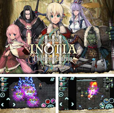 In addition to the game Heavy Gunner 3D for iPhone, iPad or iPod, you can also download Inotia 3: Children of Carnia for free.