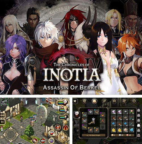 Скачать Inotia 4: Assassin of Berkel на iPhone бесплатно