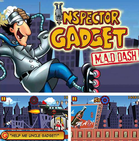In addition to the game Brutal Street for iPhone, iPad or iPod, you can also download Inspector Gadget's mad dash for free.