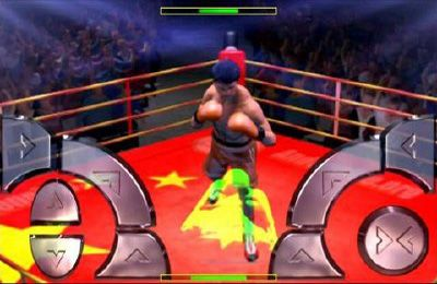 Capturas de pantalla del juego International Boxing Champions para iPhone, iPad o iPod.
