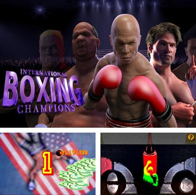 In addition to the game Stickman downhill motocross for iPhone, iPad or iPod, you can also download International Boxing Champions for free.