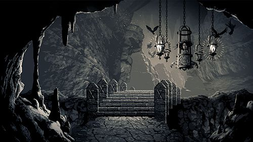 Capturas de pantalla del juego Into light para iPhone, iPad o iPod.