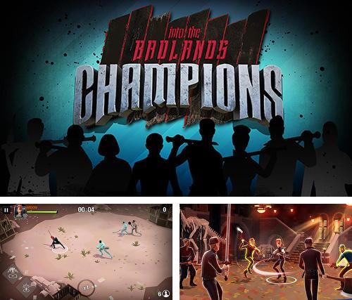 Baixe o jogo Into the badlands: Champions para iPhone gratuitamente.