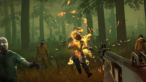 Capturas de pantalla del juego Into the dead 2 para iPhone, iPad o iPod.