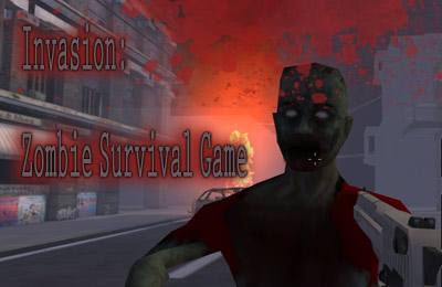 Invasion: Zombie Survival Game