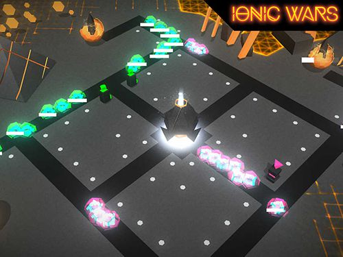 Free Ionic wars download for iPhone, iPad and iPod.