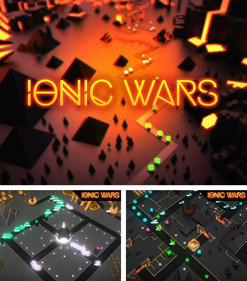 Download Ionic wars iPhone free game.