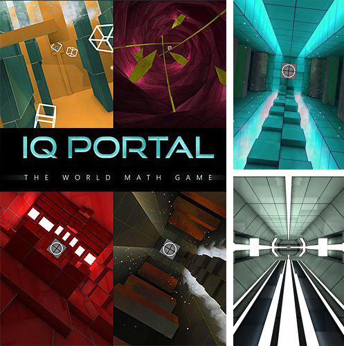 In addition to the game Ninja Chicken 3: The Runner for iPhone, iPad or iPod, you can also download IQ portal for free.