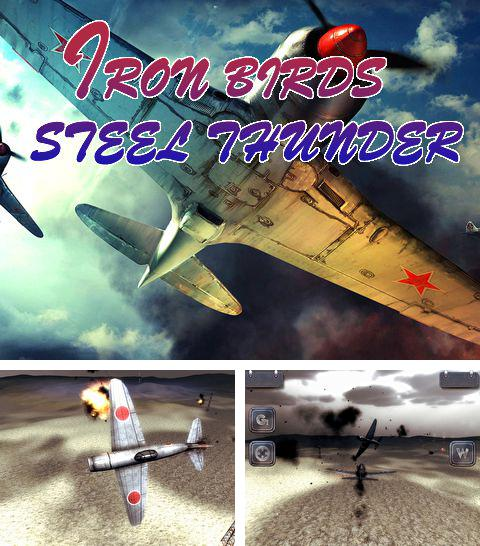 In addition to the game Farm Story 2: Halloween for iPhone, iPad or iPod, you can also download Iron birds: Steel thunder for free.