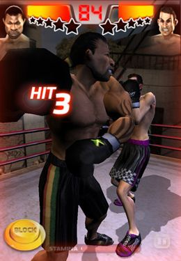 Download Iron Fist Boxing iPhone free game.