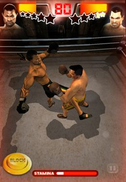 Free Iron Fist Boxing download for iPhone, iPad and iPod.