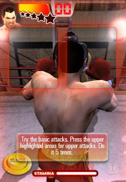 Capturas de pantalla del juego Iron Fist Boxing para iPhone, iPad o iPod.