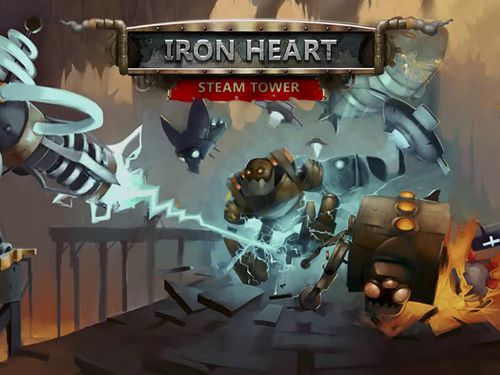 Iron heart: Steam tower iPhone game - free  Download ipa for