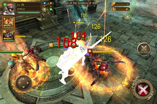 Download Iron knights iPhone free game.
