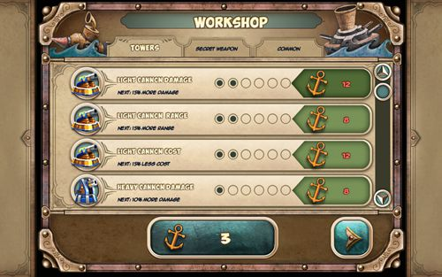 Download Iron sea: Defenders iPhone free game.