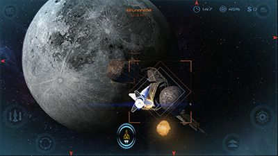 Écrans du jeu Iron Sky: Invasion pour iPhone, iPad ou iPod.