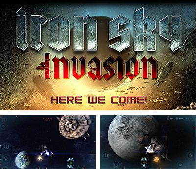 In addition to the game Paper Racer for iPhone, iPad or iPod, you can also download Iron Sky: Invasion for free.