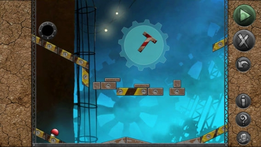 Capturas de pantalla del juego Isaac Newton's Gravity para iPhone, iPad o iPod.