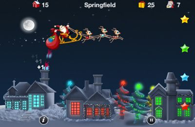 Free iSanta download for iPhone, iPad and iPod.