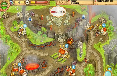 Download Island Tribe 2 iPhone free game.