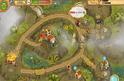 Descarga gratuita de Island Tribe 2 para iPhone, iPad y iPod.