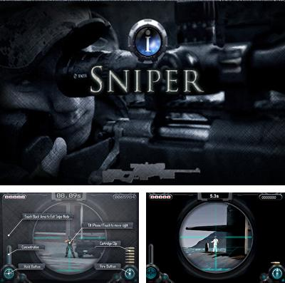 In addition to the game Mini Warriors for iPhone, iPad or iPod, you can also download iSniper 1 for free.