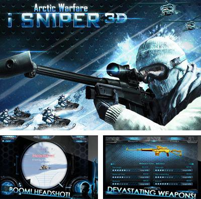 In addition to the game King hunt for iPhone, iPad or iPod, you can also download iSniper 3D Arctic Warfare for free.