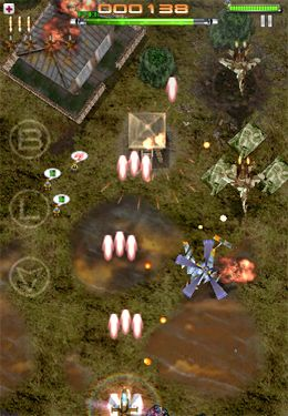Screenshots of the iStriker: Rescue & Combat game for iPhone, iPad or iPod.