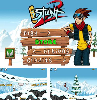 In addition to the game Where's my holiday? for iPhone, iPad or iPod, you can also download iStunt 2 - Snowboard for free.
