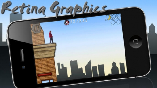 Descarga gratuita del juego iTrazo - Parkour para iPhone.
