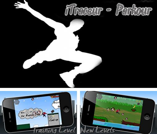 In addition to the game Slender rising 2 for iPhone, iPad or iPod, you can also download iTraceur - Parkour for free.