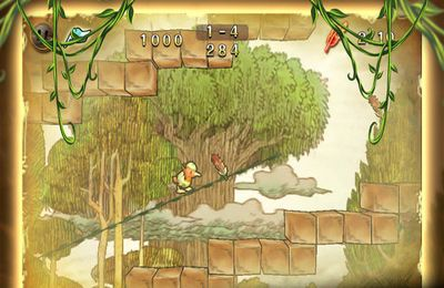 Screenshots of the Ivy The Kiwi? game for iPhone, iPad or iPod.
